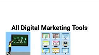 3034Digital marketing Tools