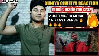 Duniya Chutiya Muhfaad Reaction | Kasol Anthem - Muhfaad Song Reaction - Duniya Chutiya MUHFAAD