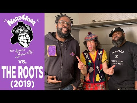 Nardwuar vs. The Roots (2019)