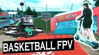 URBAN STREET FLOW - BASKETBALL FPV   Opel Arena Mainz