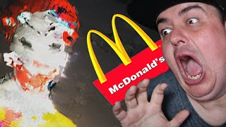 MACDONALDS IS NOW A HORROR?!!