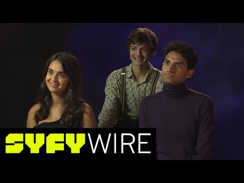 Download Miracle Workers Cast On Their First Geeky Loves | SYFY WIRE Mp4 HD Video and MP3