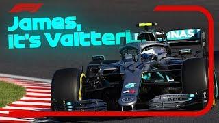 Mercedes Celebrations, Verstappens Frustration And The Best Team Radio | 2019 Japanese Grand Prix