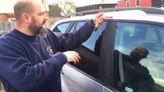 BMW 325i Keys Locked in Car/Trunk