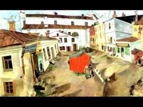 Marc chagall auteur de ma vie babelio for Biographie de marc chagall