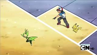Whirlipede  - (Pokémon) - [Pokemon Battle] - Leavanny vs Scolipede