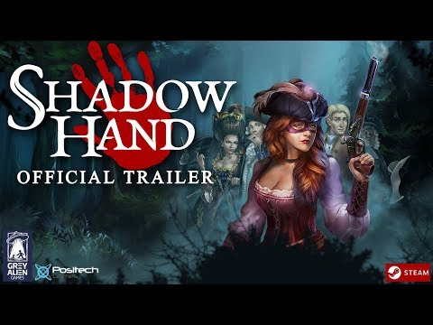 ShadowHand Official Trailer thumbnail