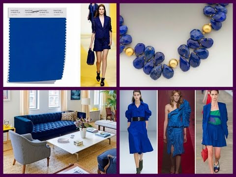 Lapis Blue Pantone - Summer 2017 Pantone Colors Trends
