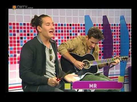 Mau y Ricky video Tengo tu love de Siete - Acústico en CM - 2013