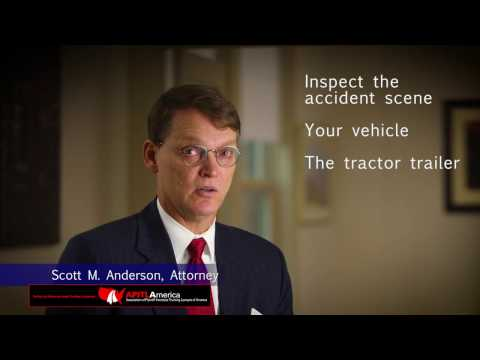 Tractor Trailer Accidents Video Thumbnail