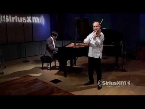 SiriusXM Pops, Jan 16, 2013