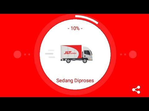 Cara Melacak Kiriman Paket Kurir J&T EXPRESS