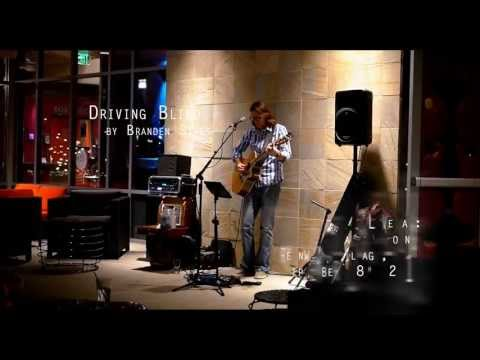 Branden Sipes - Driving Blind - Live at Lila B. Lounge - September 18th, 2013