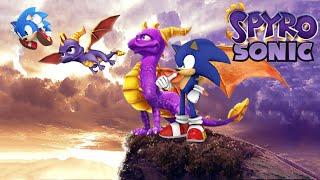Song Spyro Y Sonic