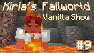 KIRIA CADE NELLA LAVA | KIRIA'S FAILWORLD Vanilla Show - Ep 9