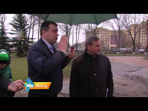 Новости Псков 25.04.2017 # Проверка памятников перед майскими праздниками