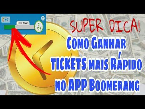 Como Funciona o App Boomerang para Ganhar no Paypal