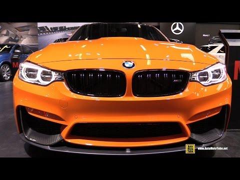 Bmw 3 Series M3 Седан класса D - рекламное видео 3