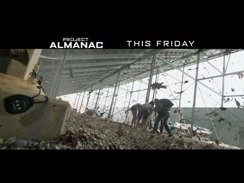 Project Almanac TV Spot 'Experiments'