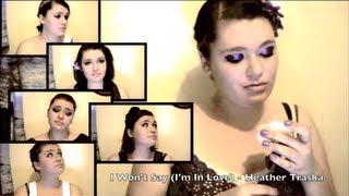 I Won't Say (I'm In Love) from Disney's Hercules Cover - Heather Traska