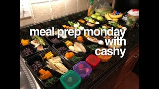 MEAL PREP MONDAY | GASTRIC SLEEVE BARIATRIC DIET | CLEAN EATING