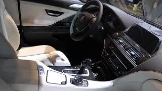 Interior of a BMW Alpina B6 | Kholo.pk