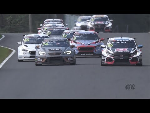 WTCR Japan Race 3 - HIGHLIGHTS