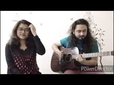Tere Bina   Zaeden   Jonita Gandhi   Accoustic   Cover   Gauri Gajare ft. Nelly Tamang