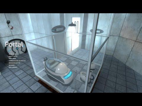Portal 01# SaschaLP erstet Video mit Stimme