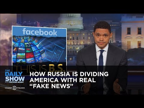 How Russia Is Dividing America with Real