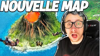 IL SORT COMPLETEMENT DE LA MAP SANS MOURIR SUR FORTNITE !!!