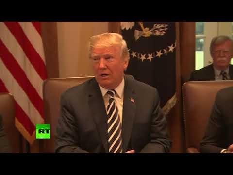 Trump: 'Everyone thinks' I deserve the Nobel Prize