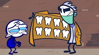 Pencilmate Meets The Dastardly Dentist!