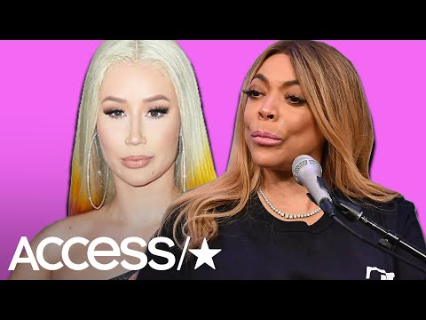Iggy Azalea Calls Wendy Williams A 'Crack Head' Following 'Fake Body' Diss