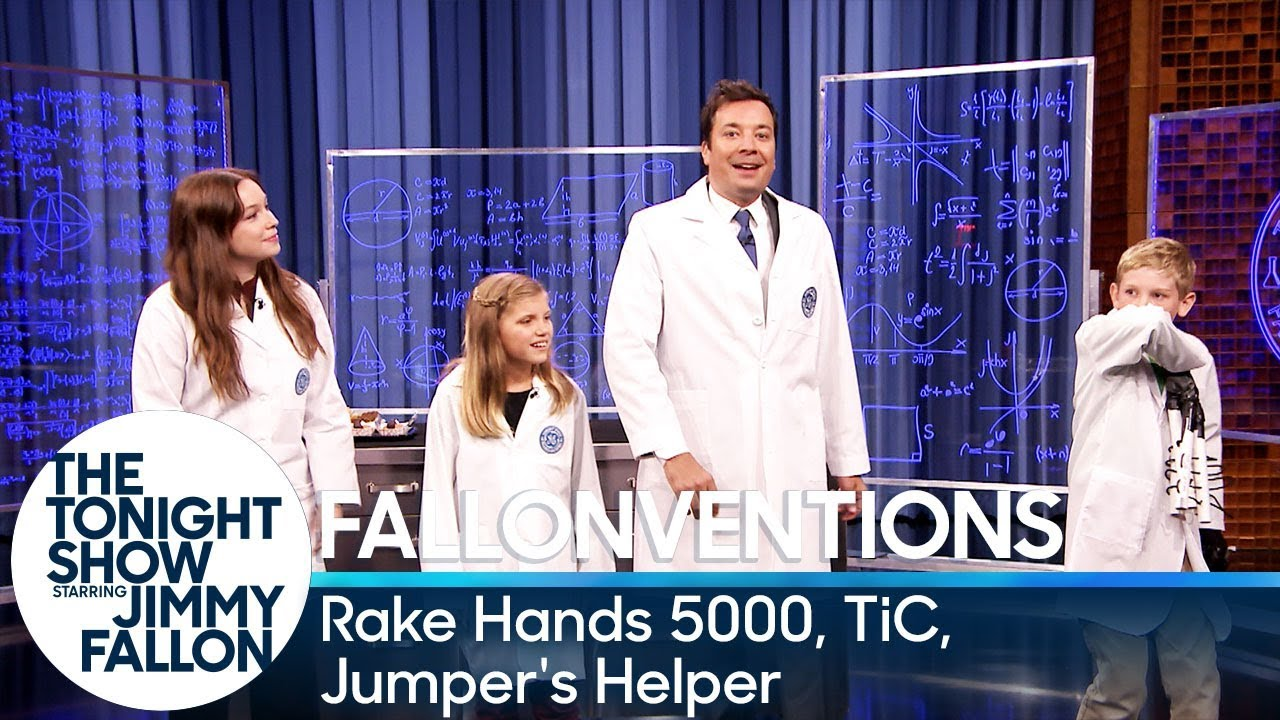 GE Fallonventions: Rake Hands 5000, TiC (Tongue-Interface-Communication), Jumper's Helper thumbnail
