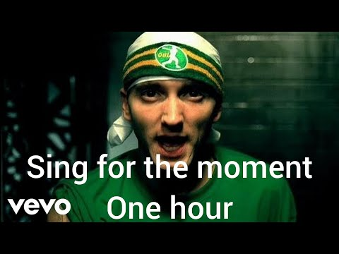 Eminem - Sing For The Moment 1 Hour
