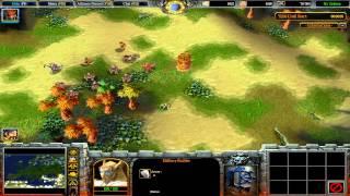 Warcraft 3 - Custom Maps: Middle Earth Risk - Самые лучшие видео