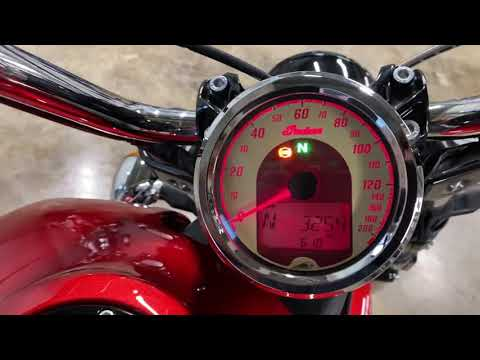 2019 Indian Scout® Sixty ABS in Muskego, Wisconsin - Video 1