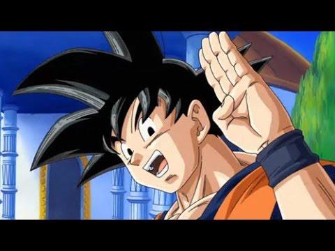 Vamos Siempre Afortunados - Dragon Ball Kai - ( Letra ) - HD 720p