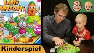 Lotti Karotti - Kinderspiel - Let's Play mit Sohn