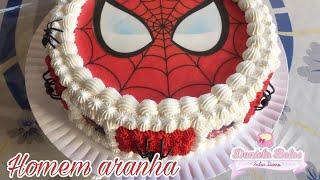Bolo do homem aranha most popular videos bolo homem aranha c papel arroz especial altavistaventures Gallery