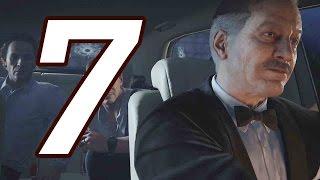 Uncharted 4: A Thiefs End Gameplay Walkthrough Part 7 - WILD GETAWAY!