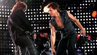 Bon Jovi - Livin' On A Prayer (Rare Soundboard / Central Park 2008)
