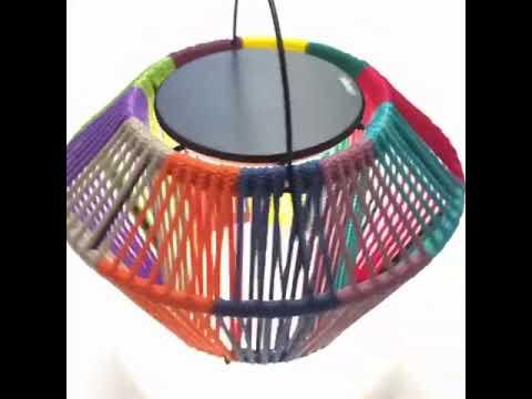 TableLamp Koord colors video eltorrent