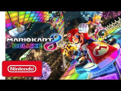 Видео № 0 из игры Mario Kart 8 Deluxe [NSwitch]