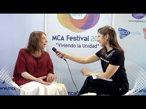 Entrevista a Enriqueta Olivari en MCA Festival 2019