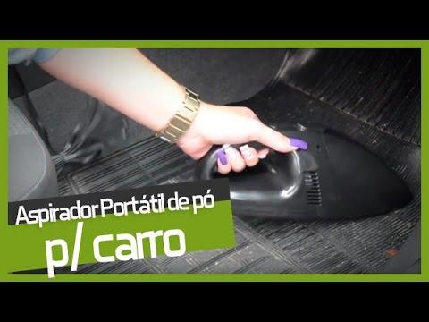Aspirador Portátil de Pó e Água para Carro - TUNING PARTS