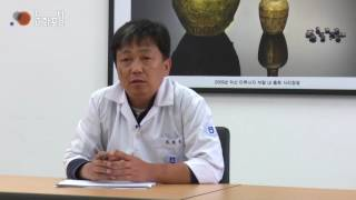 [직업인인터뷰] 문화재보존과학자 편