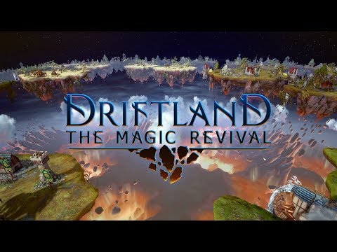 Trailer de Driftland The Magic Revival