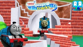 Gordon Help Thomas | Thomas and Friends: Magical Tracks - Kids Train Set